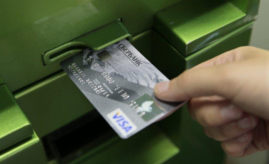 Как оплатить телефон с карты Сбербанка