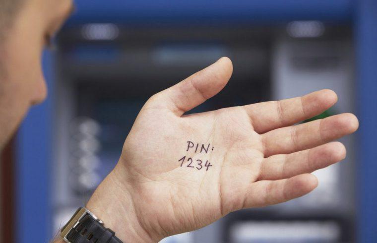 Что делать, если забыл пин-код карты Сбербанка